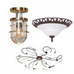 Antieke Plafondlampen