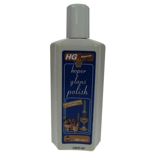 HG Copper - Brass Polish - Dge. 24780 - € 6.95