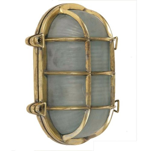 Large Oval Ships Bulkhead - Limehouse 445a - € 301.95