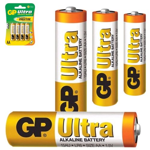 Battery - AA Size - LR6 - 3012500 - € 5.95