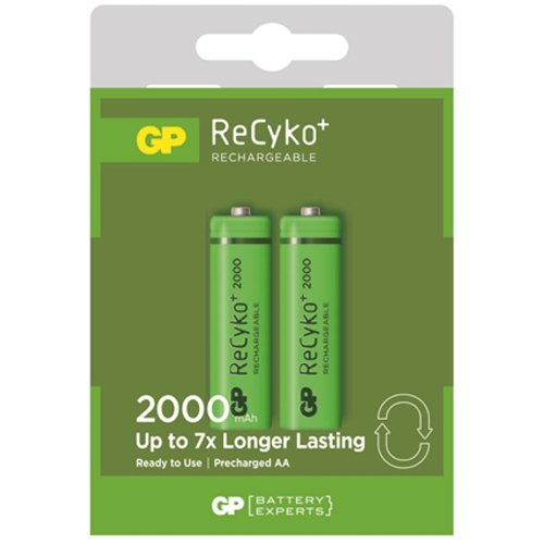 Chargeable Battery - 1300 mAh AA - 3311640 - € 11.95
