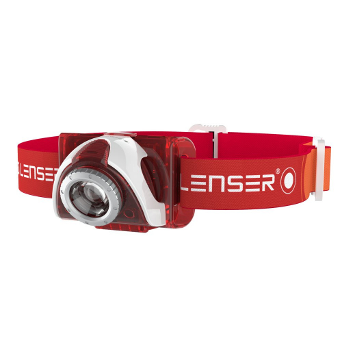 SEO5 SLT women red - Ledlenser SI/6106 - € 49.95