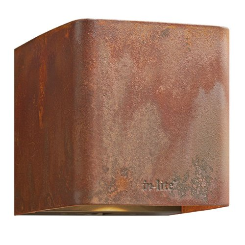 ACE up- en downlighter Corten 230V - In-lite 10302060 - € 198.95
