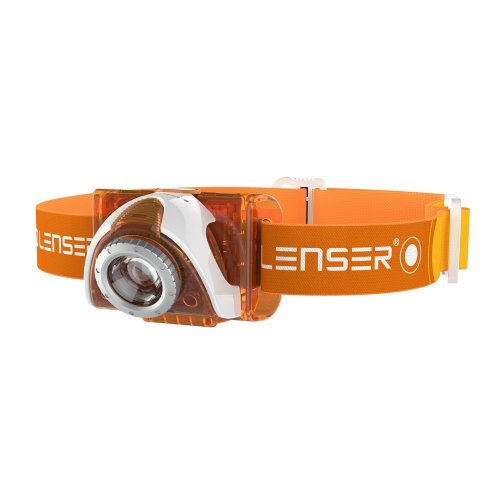 SEO3 SLT orange - Ledlenser 6104-S3OR - € 39.95