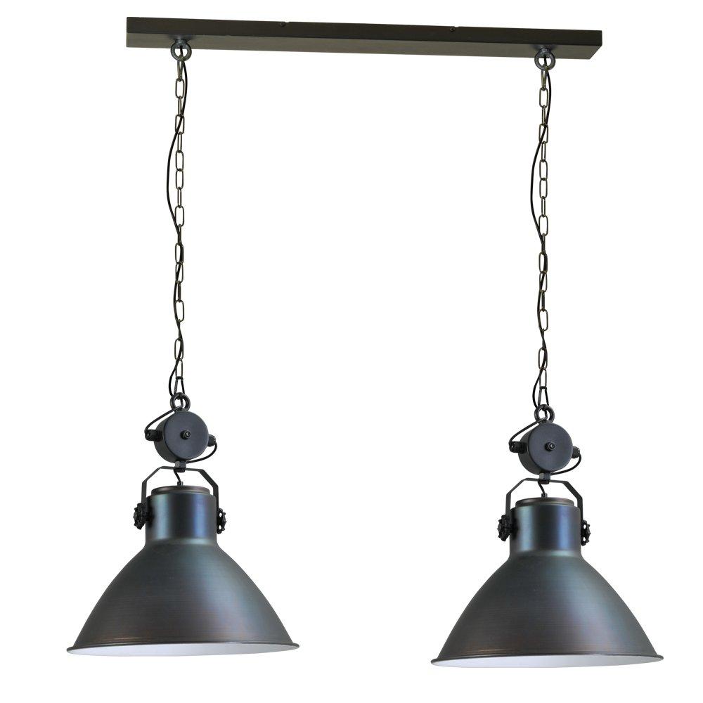 Masterlight Eetkamerlamp Industria 2x44 2011-30-130-2