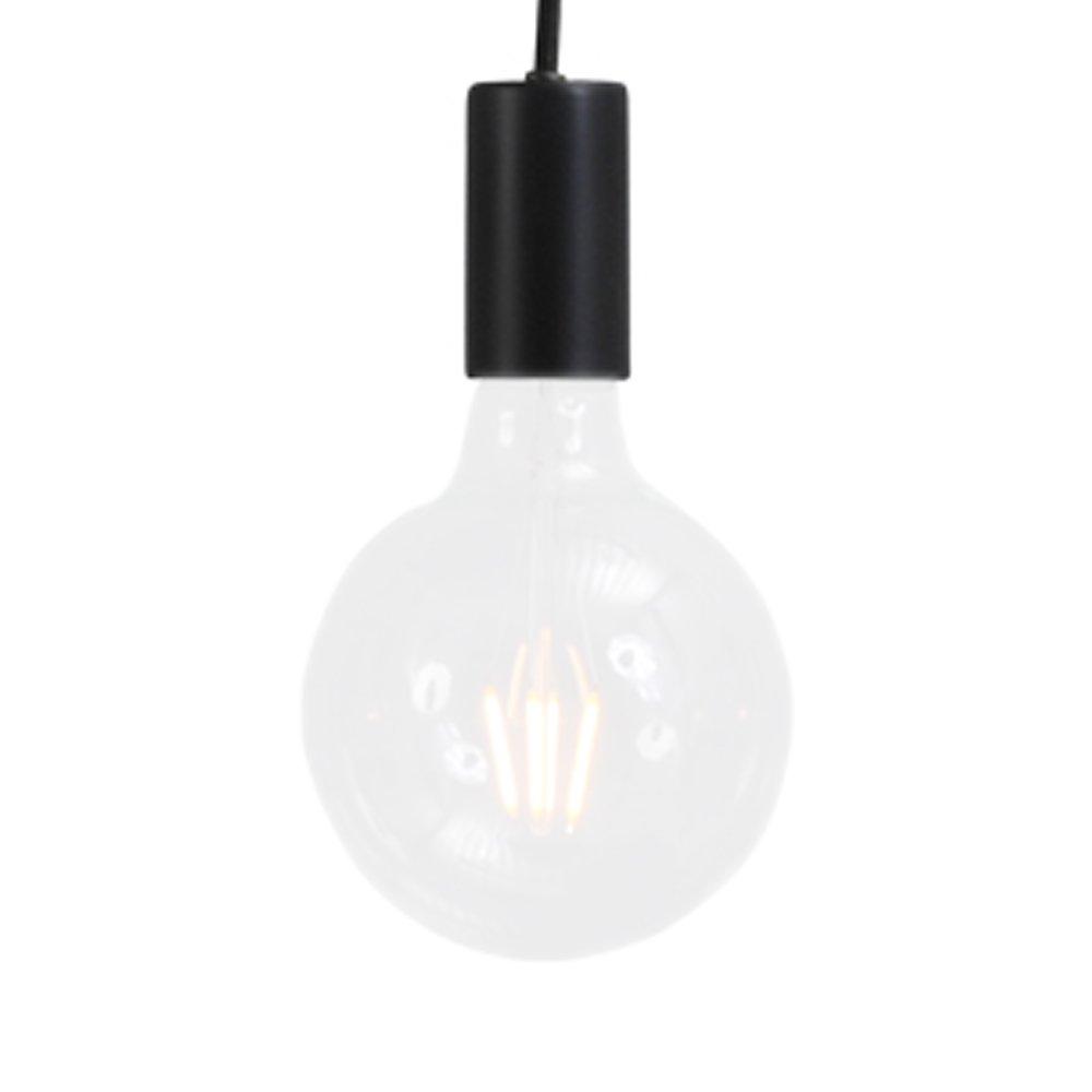 Masterlight Hanglamp Concepto Zwart 2237-05