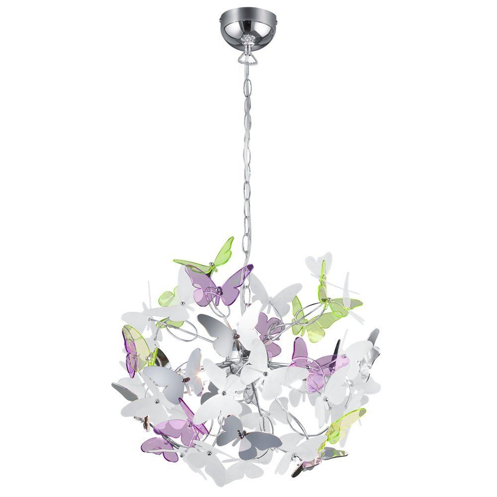 Trio international Hanglamp Butterfly R30214017